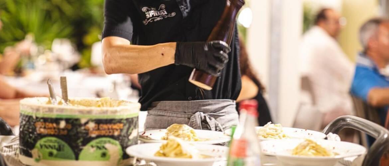 """Cacio e pepe: requisito """"gastronomico"""" di cittadinanza"""